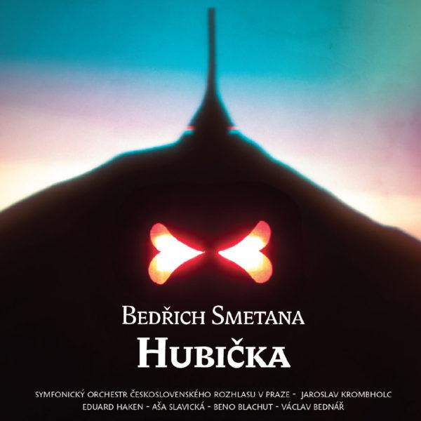 Hubička - Bedřich Smetana, fotografie, design CD, 2016
